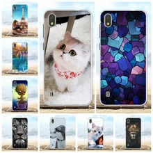 For ZTE Blade A530 Cover Ultra-thin Soft Silicone TPU For ZTE Blade A530 Case Geometric Patterned For ZTE Blade A530 Funda Capa все цены