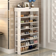 Shoe rack simple household economy multi-storey shoe cabinet assembly shoe rack multi-functional storage rack стоимость