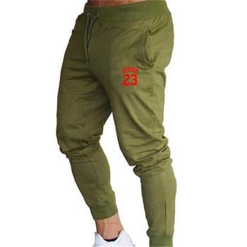 2020 New Men Joggers for Jordan 23 Casual Men Sweatpants Gray Joggers Homme Trousers Sporting Clothing Bodybuilding Pants K - 4XL, 14