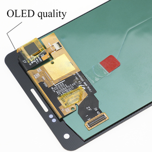 Image 4 - Original super AMOLED LCD for SAMSUNG Galaxy A5 2015 A500FU A500 A500F A500M Display Touch Screen Replacement Digitizer