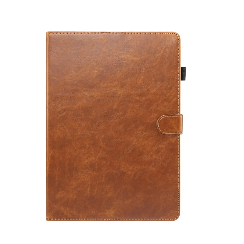 Brown Black Case For iPad 10 2 inch 2020 Cover Smart flip leather Stand Card slot wallet Tablet