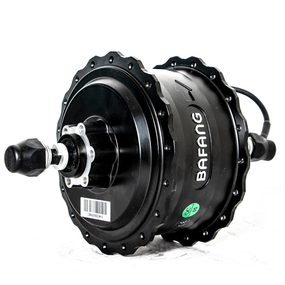 Bafang hinten bürstenlosen getriebe hub motor 48V750W RM G06.750.D elektrische fett bike motor