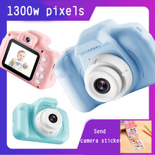 Children Mini Cute Digital Camera 2.0 Inch Take Picture Camera1300w pixe Toys Video Recorder