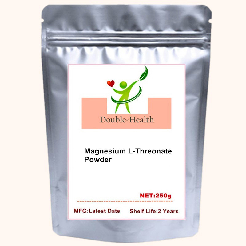 Magnesium L-Threonate Powder Brain Food Supplements No Fillers or Sweeteners image