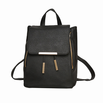 Backpack Womens Bag 2019 New Style Cool Girl Student Backpack Fashion Casual Korean-style Backpack Double
