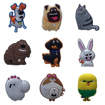 1PCS Cute Cartoon Figure Fridge Magnets Lovely Animals Decorative Home Decoration Accessories for Refrigerators