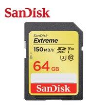 Karta SanDisk SDXV Ultra SD 128GB 64GB 32GB 16GB microSDHC SDXC UHS I karta pamięci karta SD karta TF 80 MB/s Class10 U3 do aparatu