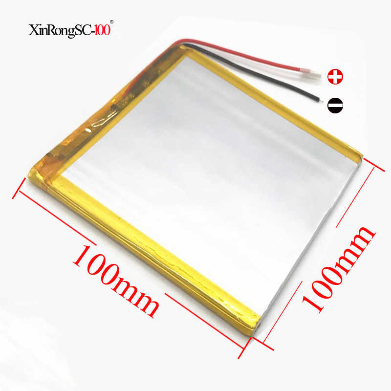 Bateria recarregável do li-íon do li-polímero de 3.7 v 6000 mah para o plano 1550 s 3g ps1163mg 1551 s 4g ps1164ml 1584 s ps1201pg de digma
