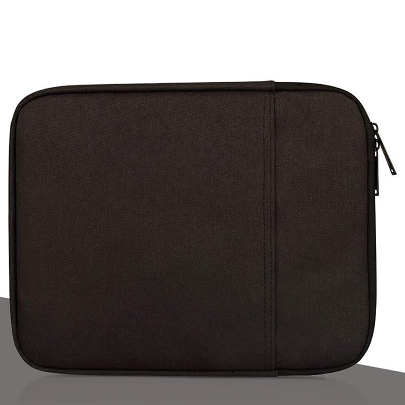Multifunctional A4 File Hand-Held Zipper Storage Bag Men And Women Portable Ipad Laptop Phone File Notebook Organizer Case Bag
