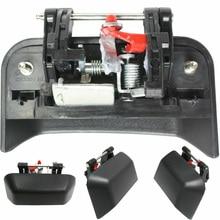 Запчасти, автомобильная дверная ручка, приводная сторона, черная для Jeep Compass 2007- 5115827AF, Сменные аксессуары, новинка