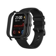 4in1 para xiaomi huami amazfit gts pulseira pulseira pulseira milanese aço inoxidável smartwatch amazfit gts protetor de tela caso