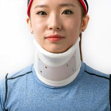 Neck Massager Support Adjustable Cervical Collar Brace Pain Relief Neck Care Product Therapy Posture Corrector Health neck nerves headaches pain relief massager hammock effective cervical posture alignment braces support for home office travel