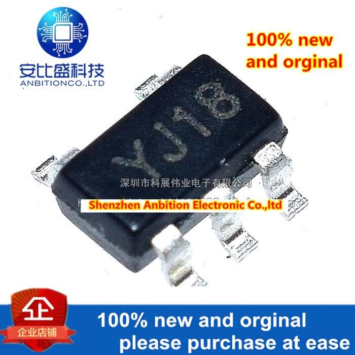 20pcs 100% New And Orginal  SGM2019-1.8YN5G SGM2019-1.8 SOT23-5 Silk-screen  YJ18