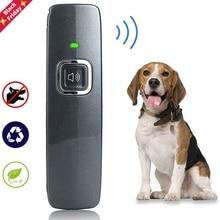 Wrist-Strap Dog-Repeller Bark-Control Anti-Barking-Device Ultrasonic Pet-Behavior-Training-6m/19ft-Range