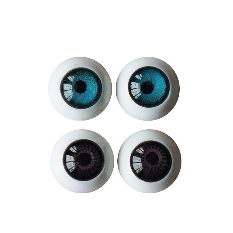 Meguijie Pig Eye 8mm Ob11 Acrylic Eye Face Run Baby Eye Bjd 1/8 Doll  Accessories