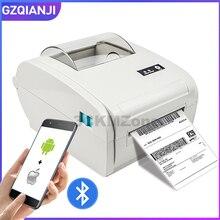 110 мм производитель этикеток штрих-код bluetooth термопринтер наклейка термопринтер этикеток для Amazon Ebay логистический