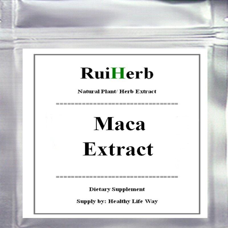 Maca Root 10:1 Extract Powder Sexual Stamina Enhancer Aphrodisiac Libido Energy