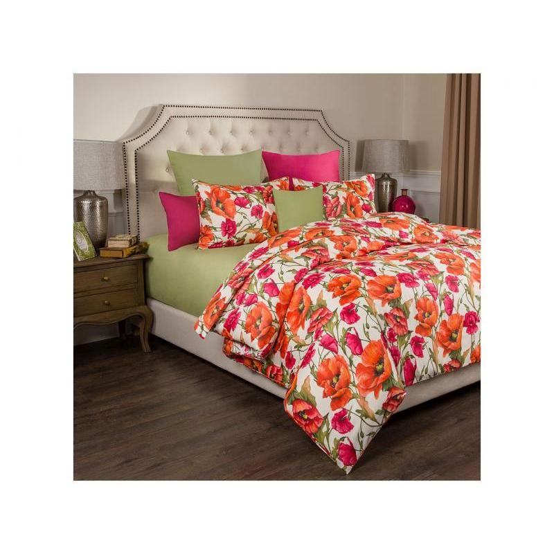 Bedding Set полутораспальный SANTALINO, MACA, light green