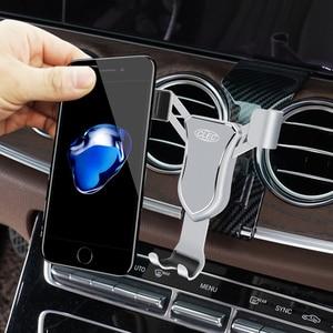 Image 4 - Держатель для Mercedes Benz E Class W213 2017 2018, держатель для телефона с креплением на вентиляционное отверстие для Mercedes Benz E CLASS 2019