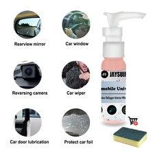 ISHOWTIENDA автомобильное жидкое керамическое пальто 50 мл автомобильное стекло покрытие агент непромокаемый агент стекло знак дождя масляный Съемник Пленки#913y30