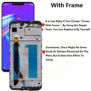 Image 2 - Pantalla LCD de 6,26 pulgadas para Asus Zenfone Max M2 ZB633KL/ZB632KL X01AD, Digitalizador de Panel táctil con marco