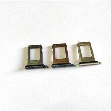 Профессиональный держатель лотка для sim-карты слот карты телефона для iPhone11 Pro/для iPhone11 Pro Max карточный контейнер запасные части