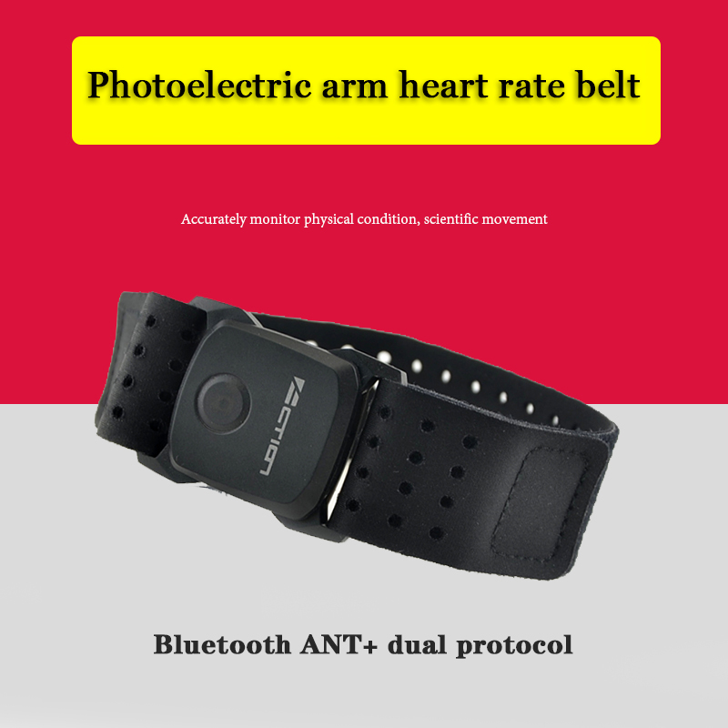 Waterproof Heart Rate Monitor Hand Strap Bluetooth 4.0 ANT+ Fitness Smart Sensor Compatible Wahoo Polar For Gym Outdoor Sports