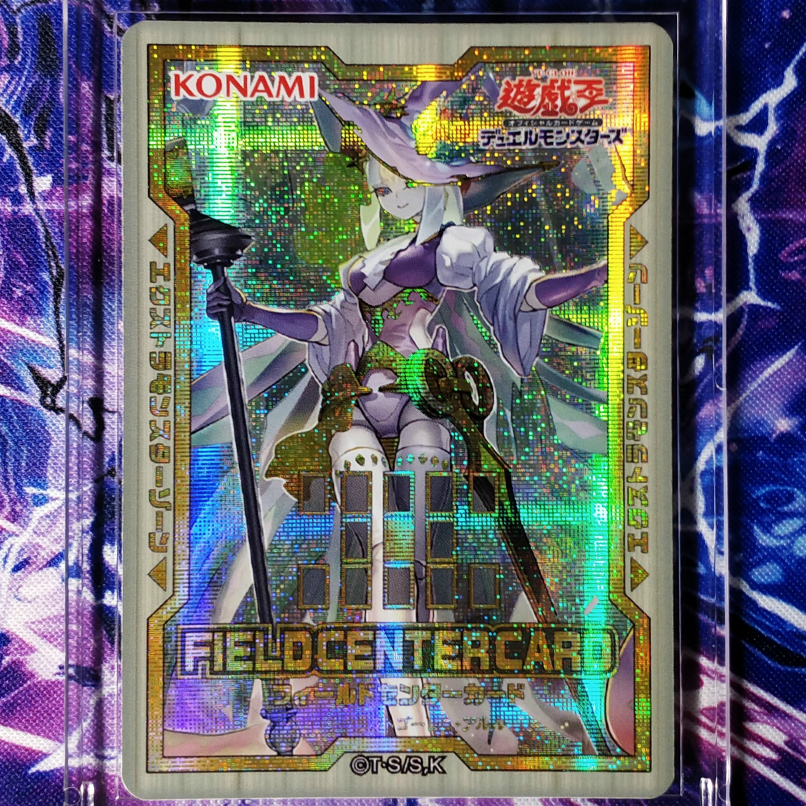 Yu Gi Oh Witchcrafter DIY Colorful Toys Hobbies Hobby Collectibles Game Collection Anime Cards