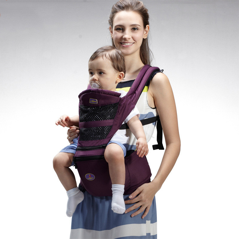 Baby Carrier Waist Stool Shoulders Four Seasons Breathable Multi-functional Sling Portabebe Ergonomico Canguros Hipseat Stuff