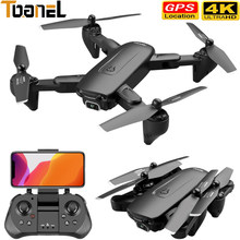 F6 Drone Folding 4K WIFI HD Dual Wide Angle Camera Four-Axis Helicopter 5G GPS Positioning RC Drones FPV Professional Quadcopter