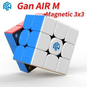 GAN 356 Air M магнитный кубик скорости 3x3x3, профессиональный GAN356 Air M магниты, кубики-головоломки, развивающие игрушки GAN Air M