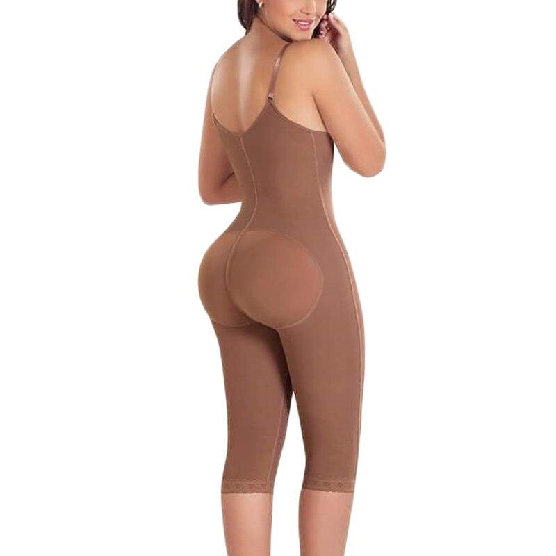 Controllo della pancia ad alta compressione delle donne sollevamento dell'anca vita alta doppio controllo della pancia Panty vita Trainer Body shapervita alta forma del corpo 1