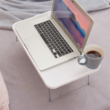 Small Table Desk Computer-Desk Laptop Folding Studying New Dormitory Lazy Colorgul Simple