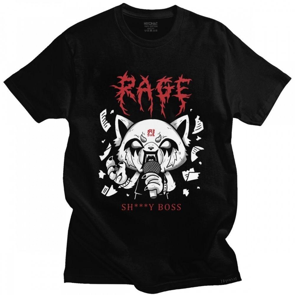Aggretsuko T-Shirt - Sh**y Boss