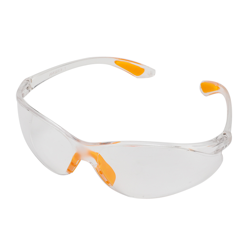 Safety Anti-impact Working Glasses Lab Eyewear Splash Protective Anti-wind Glasses Goggles Transparent Dust-Proof Glasses