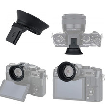Eyecup göz kupası vizör bağlar kolay ve güvenli bir şekilde ile sıcak ayakkabı Fujifilm X T30 X T20 X T10 XT30 XT20 XT10