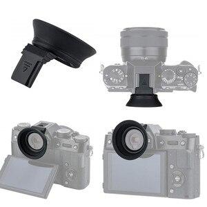 Image 1 - Eyecup göz kupası vizör bağlar kolay ve güvenli bir şekilde ile sıcak ayakkabı Fujifilm X T30 X T20 X T10 XT30 XT20 XT10