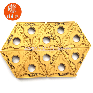 Image 4 - 10pcs TNMG220408 HM NC3020 carbide inserts CNC lathe cutting tools turning tools lathe tools suitable for steel