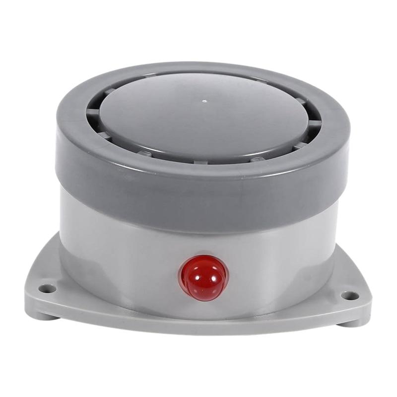 ABKT-Basement Water Leak Detector Alarm, Flood Sensor For Water Leakage Detection, 110DB, Wireless, Waterproof And Battery-Opera