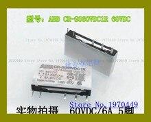 CR-S060VDC1R 60VDC 6A 5 HF41F 60-ZS