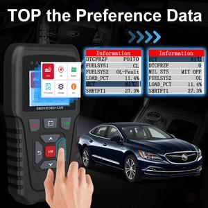 Image 4 - Code Reader und Scan Werkzeug für Auto Diagnose Schalten Motor Überprüfen Licht Automotive OBD2 Scanner PK KW850