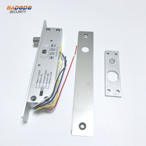 Image 5 - Dc12v 5 라인 저온 전기 볼트 잠금 실패 안전 또는 실패 시간 지연