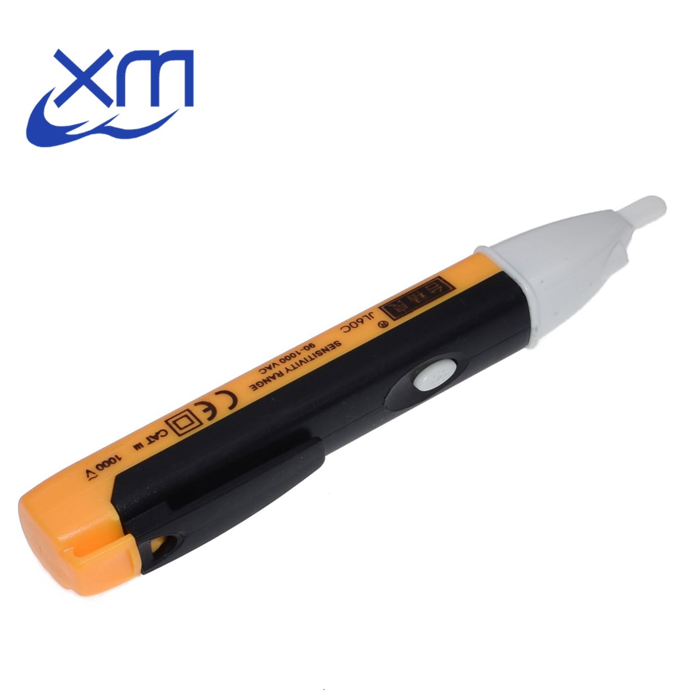 AC 110 В 220 В вольтметр напряжение зонд вольтметр детектор мощности тестер Бесконтактный розетка настенный электрический индикатор 90 1000 в|Интегральные схемы|   | АлиЭкспресс