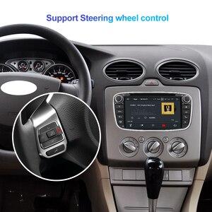 Image 4 - Isudar автомобильный мультимедийный плеер Android 10 GPS Авторадио 2 Din для FORD/Focus/Mondeo/S MAX/C MAX/Galaxy RAM 4 Гб 64 Гб радио DSP DVR