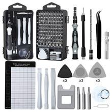 Kit de ferramentas mão precisão chave de fenda conjunto de reparação do telefone precisão CR-V conjunto de ferramentas de reparo do telefone móvel
