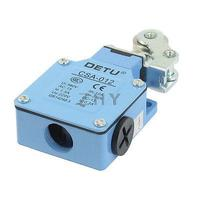CSA 012 AC 250V 1.5A DC 220V 0.3A Momentary Roller Lever Actuator Limit Switch