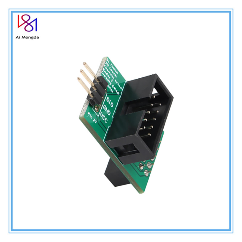 3D Printer Parts Pin 27 Tools Mini Upgrade Touch Breakout Adaptor Board For Creality CR-10 Ender 5 Ender 3 Pro BLTouch