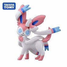 10pcs ขายส่งข้อเสนอพิเศษ Original Pokemon Charmander Popplio Sylveon Treecko Eevee Fennekin Greninja Action FIGURE ของเล่น(China)