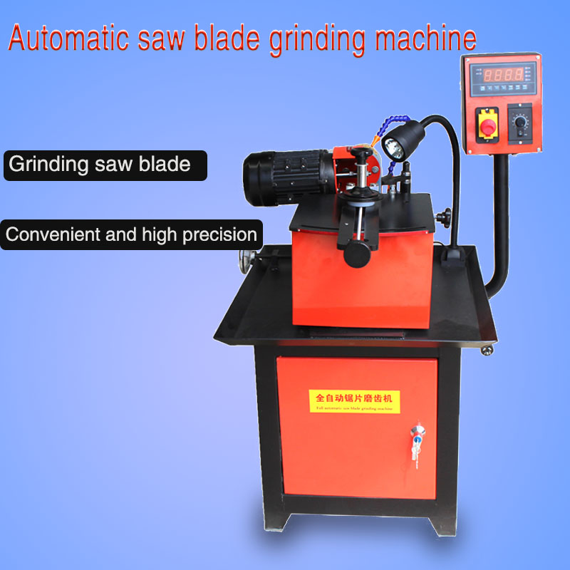 Multi-function Adjustable Speed Automatic Saw Blade Grinding Machine Serrated Trimming Machine Woodworking Grinder Machinery