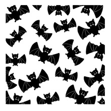 Clear Stamps Halloween Bat Transparent New Stamp Seal For DIY Scrapbooking Card Making Photo Album Rubber Stamp Crafts Decor fr1007 france 2013 nocturnal mammals bat stamp all zhang 1ms new 0608